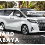 Sewa Alphard Surabaya