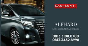 gunakan rental alphard transformer dari Malang ke Surabaya, Jogja, Semarang, Bandung dan Jakarta