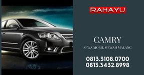 gunakan sewa mobil camry untuk wedding anda di Malang