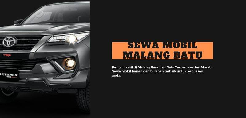 sewa mobil malang batu murah terpercaya di kota malang raya jawa timur indonesia