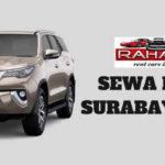 Sewa Mobil Surabaya Solo