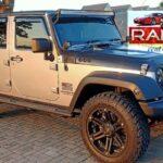 Sewa Jeep Rubicon Surabaya Malang